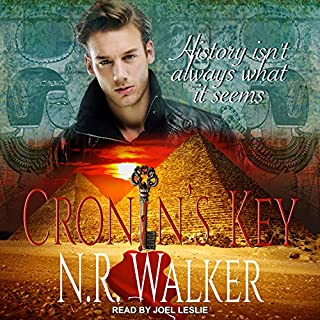 Cronin's Key     Cronin's Key Series, Book 1              By:                                                                                                                                 N.R. Walker                               Narrated by:                                                                                                                                 Joel Leslie                      Length: 10 hrs and 52 mins     84 ratings     Overall 4.3
