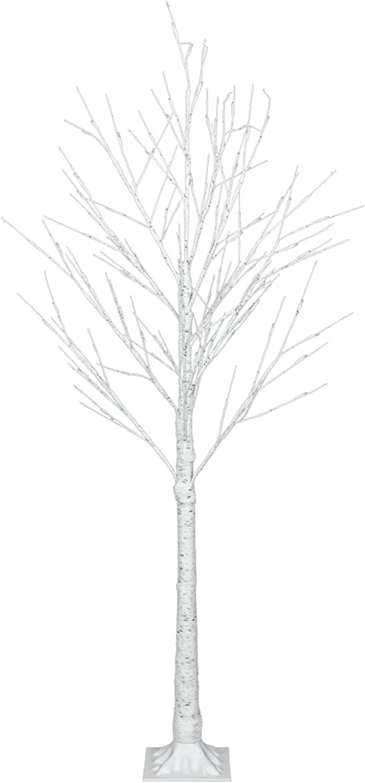 IHADA Christmas Decor 6FT Snowflake PVC safety Max 79% OFF Tr Artificial
