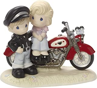Precious Moments, You're My Road To Happiness, Limited Edition, Bisque Porcelain Sculpture, 164001