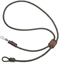 product image for Mendota Pet Lanyard - Whistle Lanyard - Made in USA - Hi-Viz Yellow, 25 in (Double)