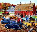 Barnyard Treasures 25 pc Jigsaw Puzzle by SunsOut