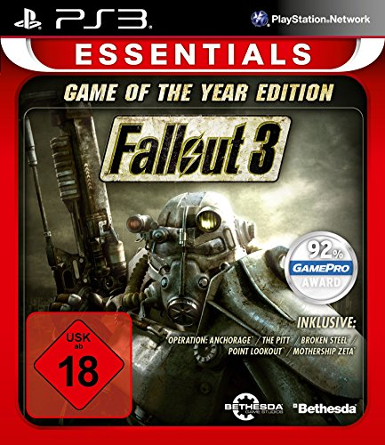 Fallout 3 - Game Of The Year Edition - Essentials [Importación Alemana]