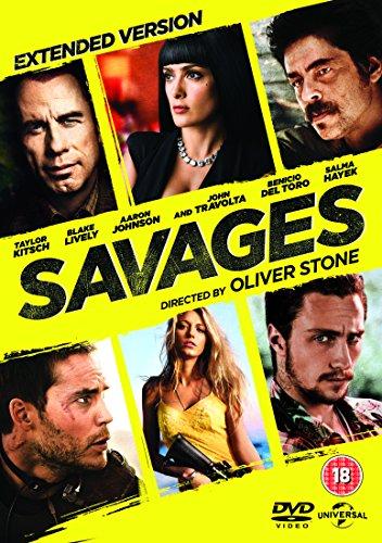 Savages [DVD] (IMPORT) (Keine deutsche Version)