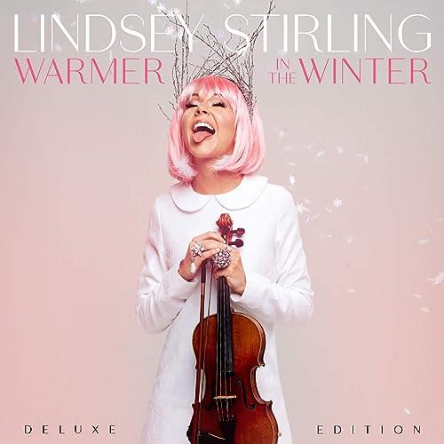 Lindsey Stirling Christmas Album.Shatter Me