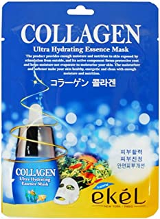 eKel Ultra Hydrating Essence Mask - COLLAGEN - (25ml)- 5 PCS