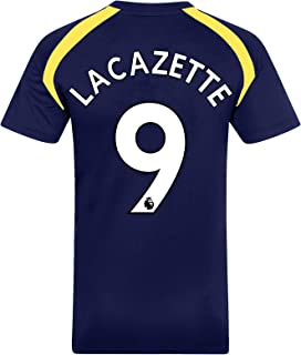 lacazette arsenal shirt