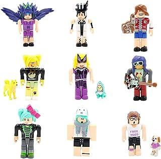 Amazon Fr Roblox Personnages Figurines Jeux Et Jouets