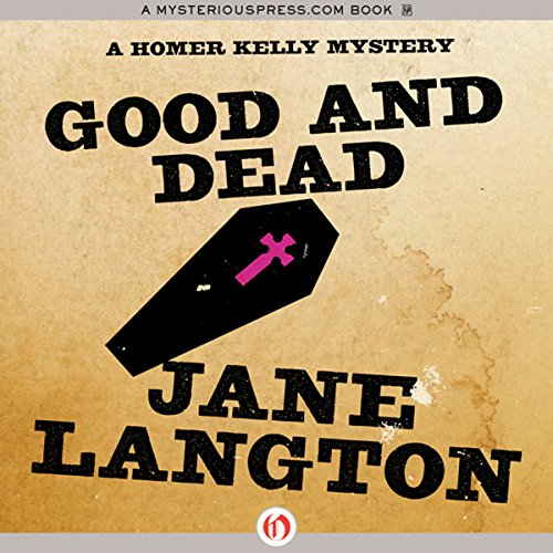 Good and Dead audiobook cover art
