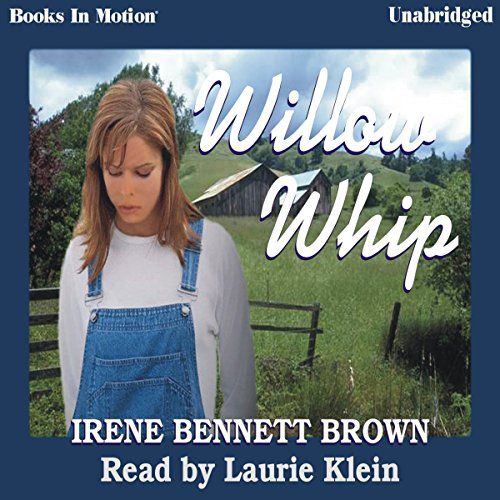Willow Whip audiobook cover art