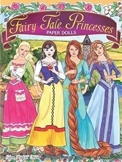 Best fairy tale princesses paper dolls Reviews