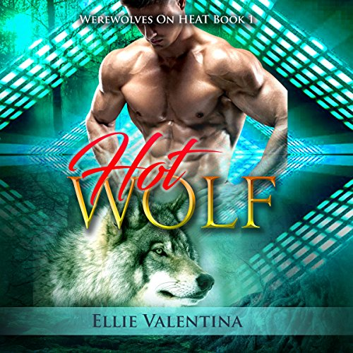 The HOT Wolf audiobook cover art