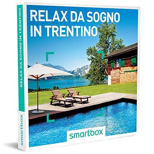 SMARTBOX - Cofanetto regalo coppia - idee regalo originale - 3 giorni rilassante in Trentino con trattamenti benessere