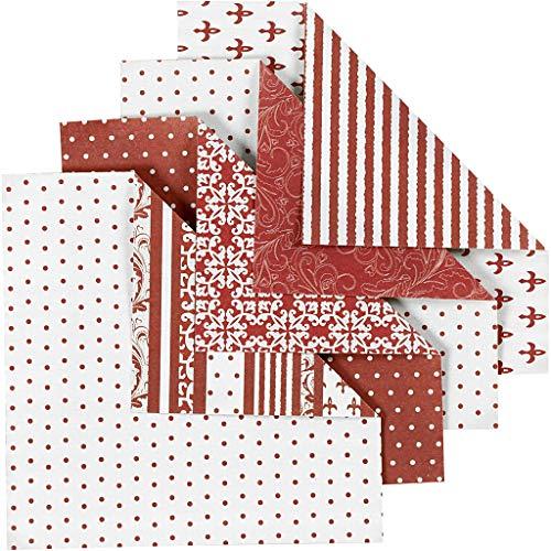 Vivi Gade Design Origami-Papier, mehrfarbig, 25520, 50 Stück