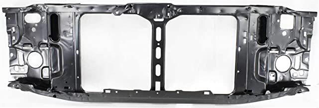 Radiator Support compatible with BLAZER 98-05 Assembly Black Steel