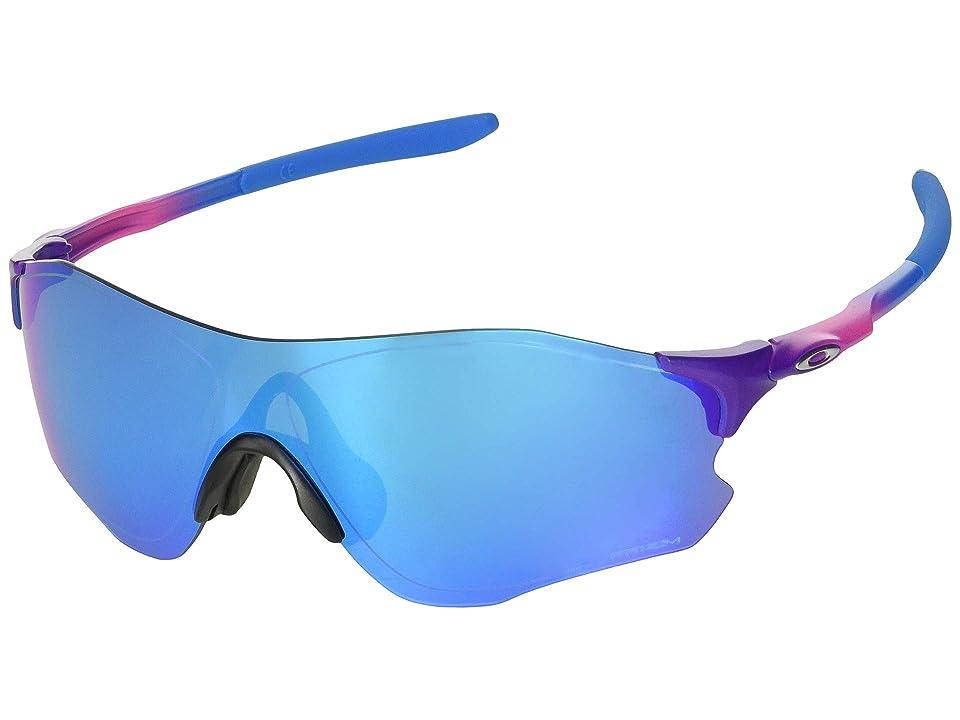 Oakley (A) EVZero Path (Factory Fade/Prizm Sapphire) Fashion Sunglasses