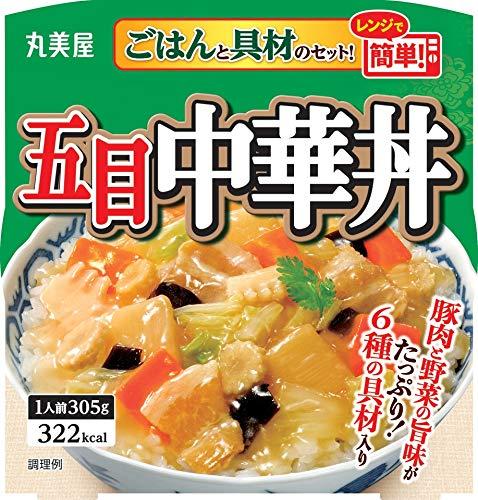 丸美屋食品工業『五目中華丼』
