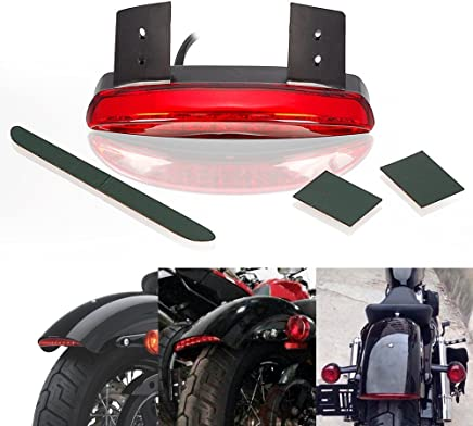 DLLL LED LEDS Integrated Motor taillight Motorcycle Replacement Assemble Parts Brake Stop Light Tail light Super Bright Fit For Harley Chopper/ Honda Kawasaki BMW Yamaha Suzuki Ducati Candance®