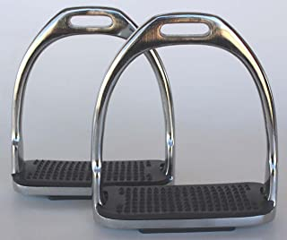 aluminum english stirrups