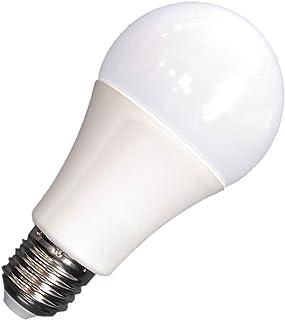 Pack 10x Bombilla A60 LED, Blanco neutro 4500K, 12 W, Equivalencia 120 W, no Regulable, 1120 Lúmenes reales, 120 x 60 mm, 10