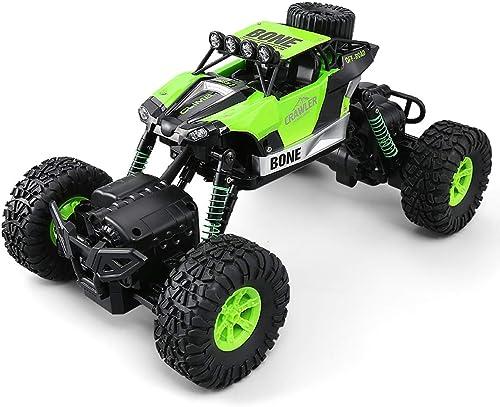 Aufladungswasserdichtes Fernsteuerungsauto-Spielzeug, Gel ewagen Allradantrieb Hochgeschwindigkeitsrennwagen 4WD wiederaufladbares fürzeug Gel ewagen - Fernsteuerungsauto-Kletterndes Auto-Jungen-
