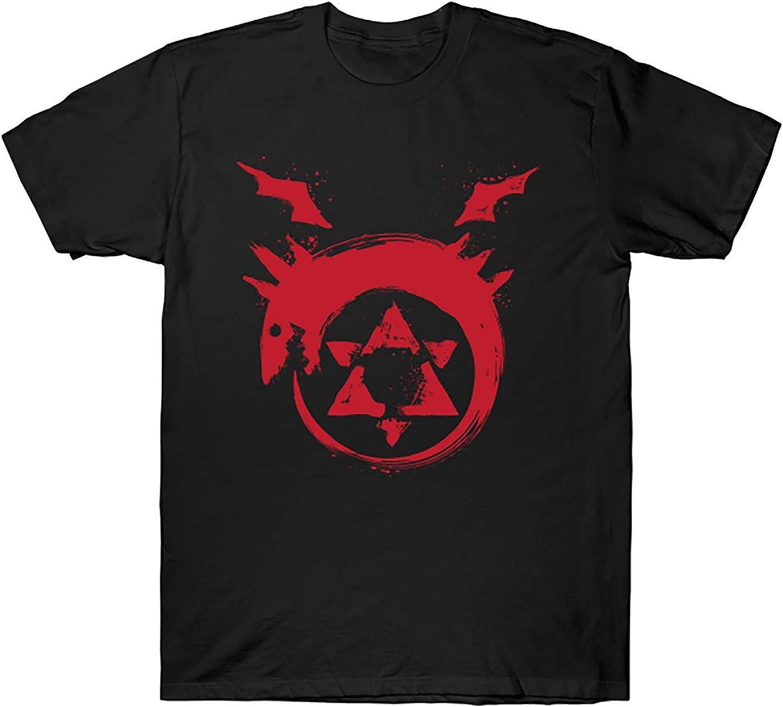 Anime Quantity Baltimore Mall limited Fullmetal Alchemist I am Tank Hoodie T Homunculus T-Shirt