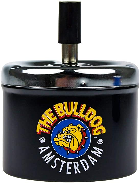 Posacenere in metallo the bulldog amsterdam B01BY6KYZE