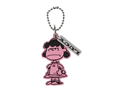 Marc Jacobs Lucy Silicone Bag Charm (Pink) Bags
