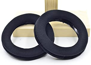 Replacement Velour Ear Pad Earpads Cushion Compatible with MDR-MA300 MDR-MA500 MDR-MA900 Headphones
