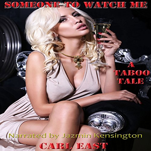 Someone to Watch Me audiobook cover art