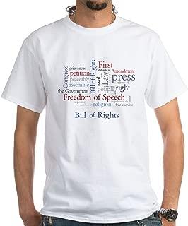 Freedom of Speech First Amendment Cotton T-Shirt
