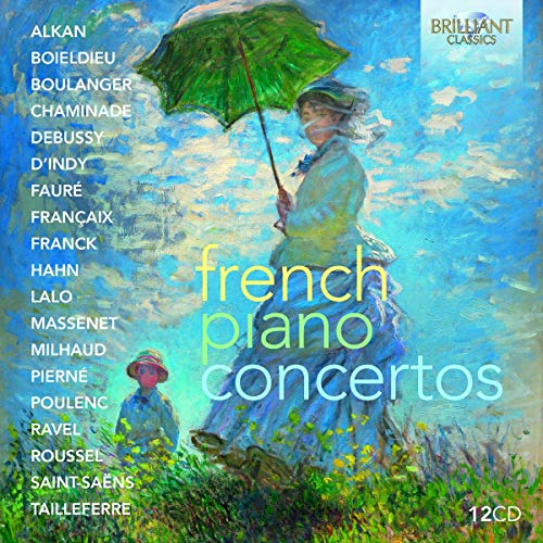 French Piano Concertos