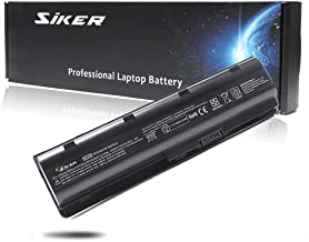 SIKER® Li-ion 6-cell 11.1V 48.84 WH Nueva batería para laptop para 593553-001 593554-001 mu06 mu09 - HP Battery Presario CQ32, CQ42, CQ43, CQ56, CQ62, CQ72, COMPAQ 435, 436 Notebook PC