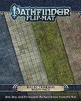 Pathfinder Flip-Mat: Basic Terrain Multi-pack [並行輸入品]