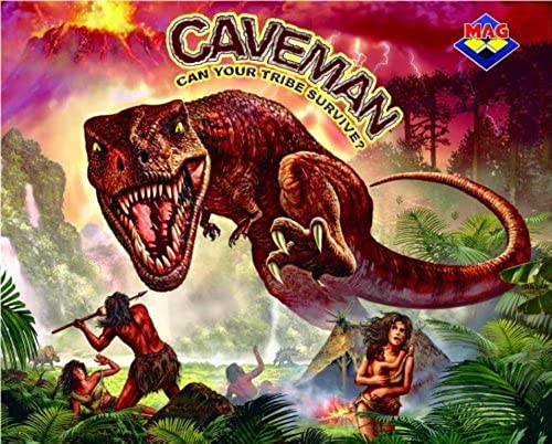 Caveman by MAG