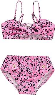 Moolia Infant Baby Girl Floral Sling Beach Bikini Set Tow-Pieces Swimsuit Summer Sunsuit