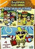 Bob Esponja Y Amigos Aventuras De Verano [DVD]