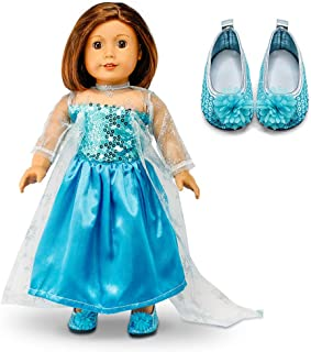 Oct17 Fits Compatible with American Girl 18