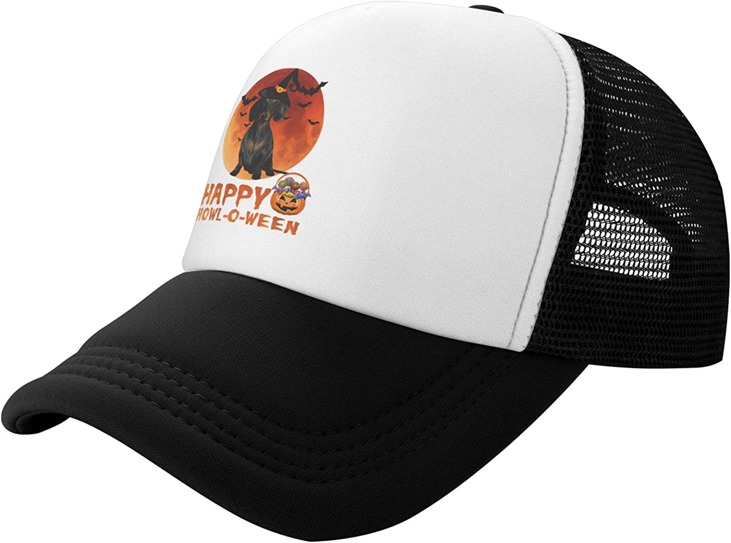 Summer Mesh Limited Special Price Baseball Cap Indianapolis Mall Happy for Howl-O-Ween Hat Funny Trucker