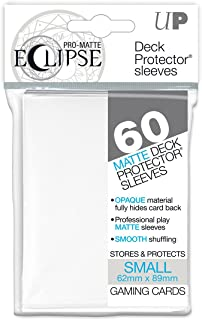 Ultra Pro Pro-Matte Eclipse Small White (60 Sleeves) -85268