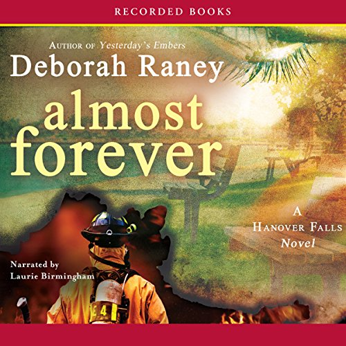 Almost Forever audiobook cover art
