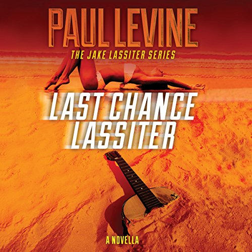 Last Chance Lassiter audiobook cover art