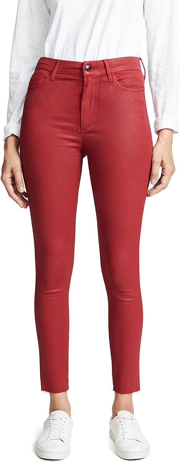 Joe's Jeans Women's Charlie Limited price sale High Max 82% OFF Coated Jean Skinny Ankle Rise