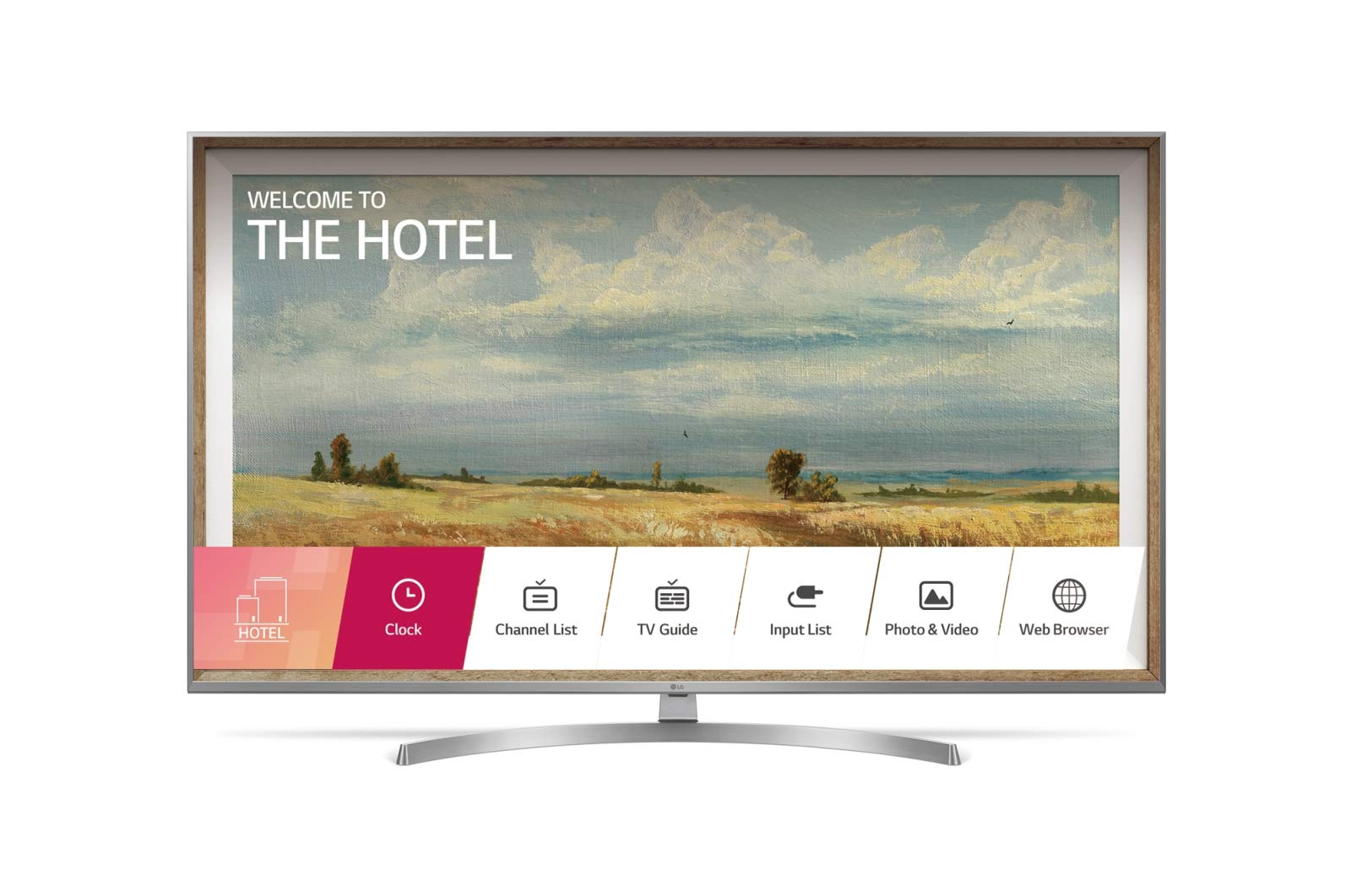 LG 49UU761H Hospitality TV 124,5 cm (49