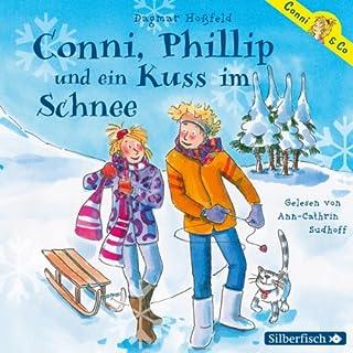 Conni, Phillip und ein Kuss im Schnee     Conni & Co 9              Autor:                                                                                                                                 Dagmar Hoßfeld                               Sprecher:                                                                                                                                 Ann-Kathrin Sudhoff                      Spieldauer: 2 Std. und 29 Min.     27 Bewertungen     Gesamt 4,7