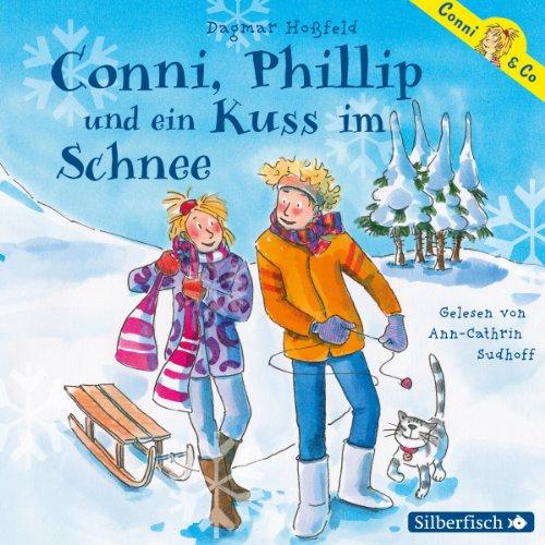 Conni, Phillip und ein Kuss im Schnee Titelbild
