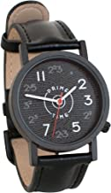 Prime Time Numbers Calculus Math Unisex Analog Watch