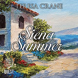 Siena Summer audiobook cover art
