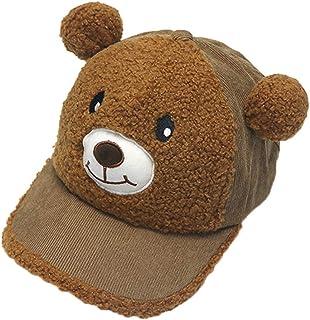 Adeliber1-4 Year Old Boys and Girls Hats Soft Cotton Visor Baseball Cap Sun hat