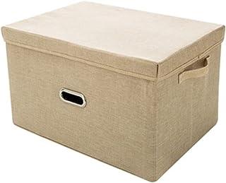Nouvelle boîte de Rangement Non tissée Divers Boîte de Rangement Pliante Boîte à Jouets Pliant Panier de Stockage (Color :...