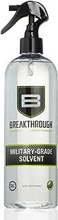 Breakthrough Clean Technologies Military-Grade Solvent